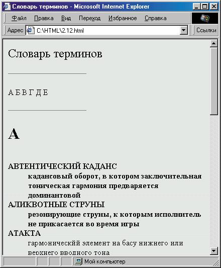 Как создать пользовательский словарь